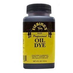 TINTE OIL DYE FIEBING´S 118ML NEGRO