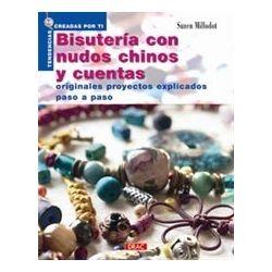 LIBRO BISUTERÍA CON NUDOS CHINOS 218003.