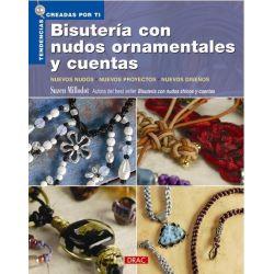 LIBRO BISUTERÍA CON NUDOS ORNAMENTALES 218016.