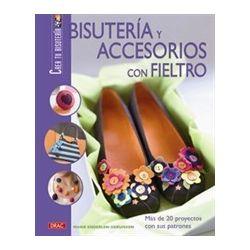 CREA TU BISUTERÍAS ACCESORIOS CON FIELTRO 241006