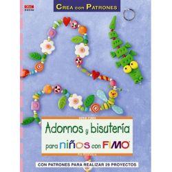 ADORNOS Y BISUTERIA PARA NIÑOS FIMO 216036