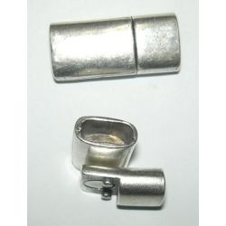 CIERRE PULSERA IMAN OVAL 10X4,5mm TERMAG10X4,5.