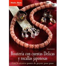 BISUTERÍA CON CUENTAS DELICAS Y ROCALLAS JAPONES