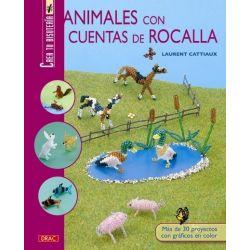 CREA TU BISUTERÍA ANIMALES CON CUENTAS.