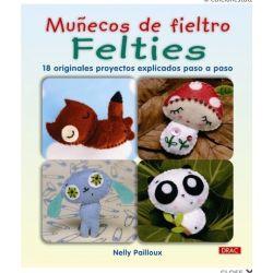 MUÑECOS DE FIELTRO FELTIES 203178.