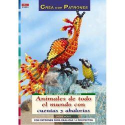 CREA CON ANIMALES DE TODO EL MUNDO