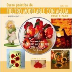 FIELTRO MODELABLE CON AGUA LIBRO+DVD 248010.