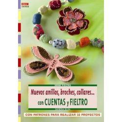 FIELTRO Nº2 NUEVOS ANILLOS, BROCHES, COL 234002