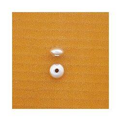 BOLA ACHATADA 5mm PASADA TALADRO 1.4mm 08BC090/0