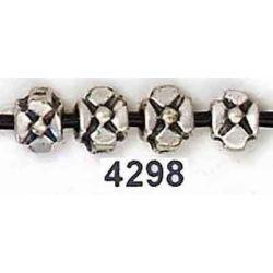 ADORNO ITALIANO REDONDO 2,5mm REF 4298