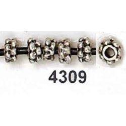 ADORNO ITALIANO REDONDO 2,5mm REF 4309