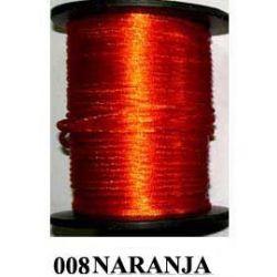 COLA DE RATON 2mm .008 NARANJA