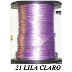 COLA DE RATON 2mm .021 LILA CLARO