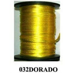 COLA DE RATON 2mm .032 DORADO