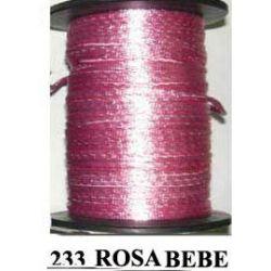 COLA DE RATON 2mm .233 ROSA BEBE