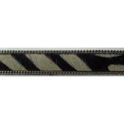 TIRA PELO + RIBETE 9mm.CEBRA comb3.