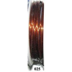 CABLE ALUMINIO 1mm (3Mt).COLOR025