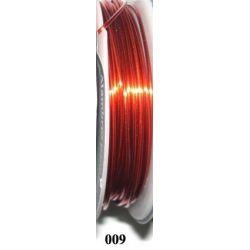 CABLE ALUMINIO 1mm (3Mt).COLOR009
