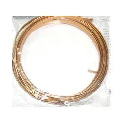 CABLE PLANO ALUMINIO 6mm(4,6Mt)100g.0104-COBRE