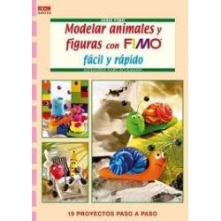 FIMO MODELAR ANIMALES Y FIGURAS 216033.