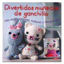 DIVERTIDOS MUÑECOS DE GANCHILLO 203184.