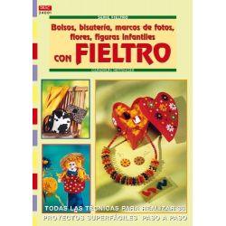 FIELTRO Nº1 BOLSOS, BISUTERIA, MARCOS 234001.