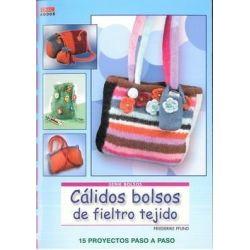BOLSOS Nº5 CÁLIDOS BOLSOS DE FIELTRO TEJ 240005.