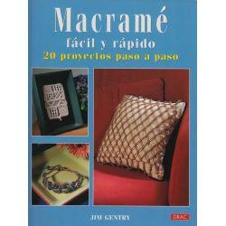 MACRAME FACIL Y RAPIDO 20 PROYEC.203146