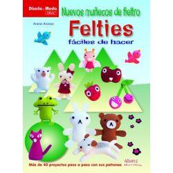 NUEVOS MUÑECOS DE FELTIES.249014