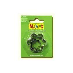 MAKIN S SET 3 CORTADORES FLORES MK36008