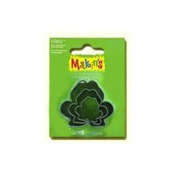 MAKIN S SET 3 CORTADORES RANAS MK36010