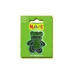 MAKIN S SET 3 CORTADORES OSITOS MK36011