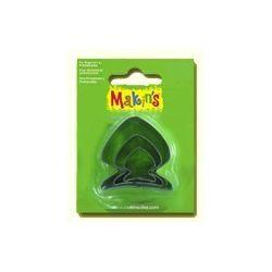 MAKIN S SET 3 CORTADORES PECES MK36014