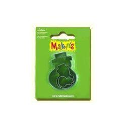 MAKIN S SET 3 CORTADORES MUÑECO NIEVE MK36015