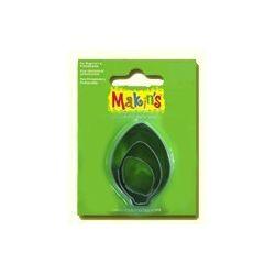 MAKIN S SET 3 CORTADORES MUÑECO BULBOS MK36016