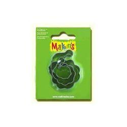 MAKIN S SET 3 CORTADORES SANTA CLAUS MK36018