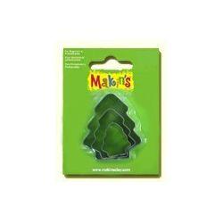 MAKIN S SET 3 CORTADORES ABETOS MK36019