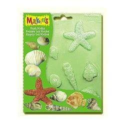 MAKIN S MOLDES CONCHAS MARINAS MK39003