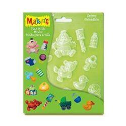 MAKIN S MOLDES BEBE MK39009