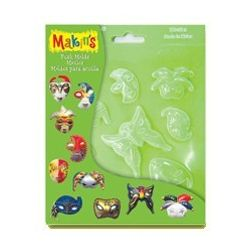 MAKIN S MOLDES MASCARAS MK39010