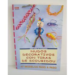 SCOUBIDOU Nº4 NUDOS DECORATIVOS CON NUDOS 232004