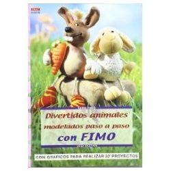 DIVERTIDOS ANIMALES MODELADOS 216015.