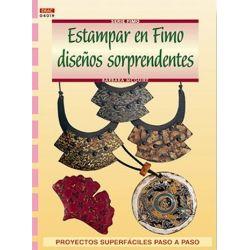 ESTAMPAR EN FIMO DISEÑOS SORP. 216019