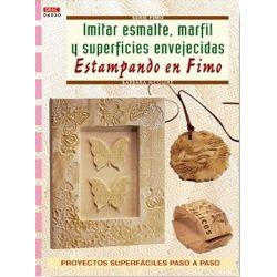IMITAR ESMALTE MARFIL CON FIMO. 216020