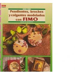 PENDIENTES BROCHES Y COLGANTES FIMO 216031