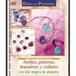HILO MAGICO ANILLOS PULSERAS BRAZALETES 280002.