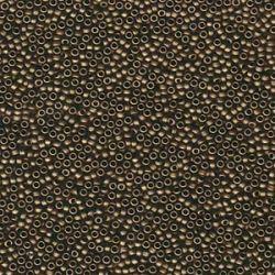 MIYUKI ROCALLA 15/0 (100gr)MET GOLD 15-92006