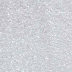 MIYUKI ROCALLA 11/0(100gr)CRYSTAL 11-9131