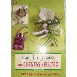 BISUTERIA Y ACCESORIOS CON FIELTRO Nº5 234005