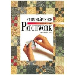 CURSO RAPIDO DE PATCHWORK 205001